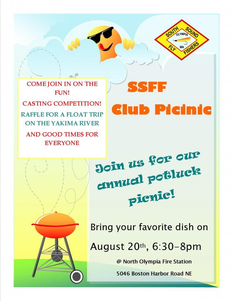 2013 picnic flyer